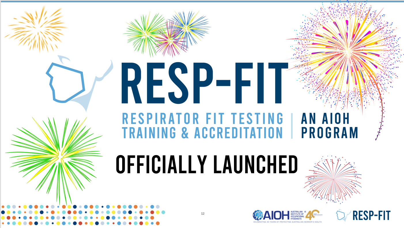 RESP-FIT Officially Launched